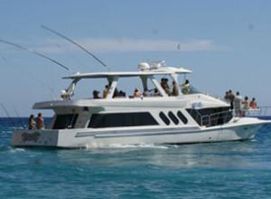 72Ft Fishing Machine - Cabo San Lucas Charters