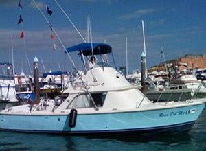 31Ft Rosa del Mar II - Cabo San Lucas Charters