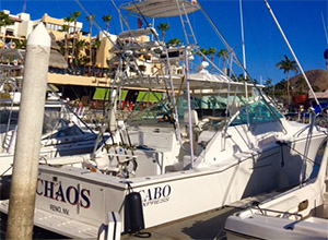 45Ft Chaos - Cabo San Lucas Charters