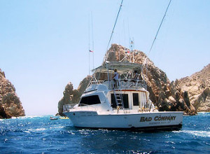 54Ft Bad Company - Cabo San Lucas Charters